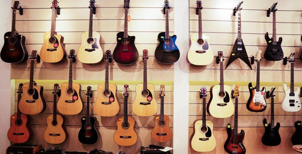 Tổng hợp những nơi bán đàn guitar giá rẻ mới nhất 2020