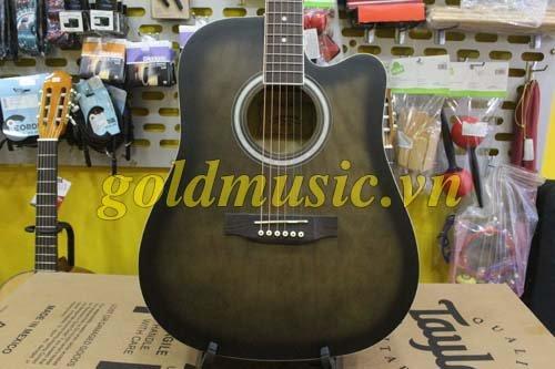 Top 4 đàn guitar acoustic giá dưới 1 triệu mới nhất 2020