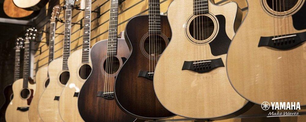 Đánh giá và cân nhắc có nên mua đàn guitar yamaha cũ