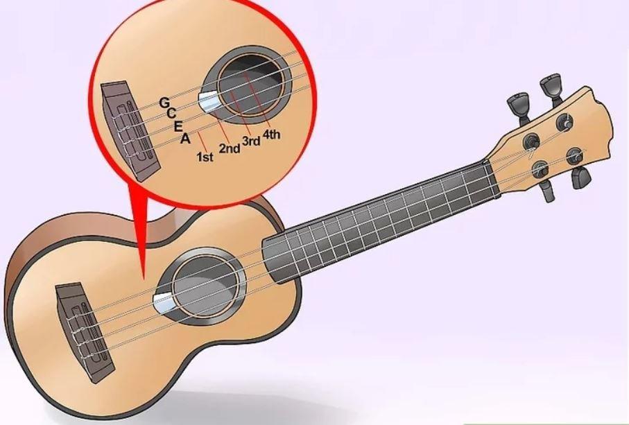 Hướng dẫn cách chỉnh dây đàn ukulele ở nhà đơn giản
