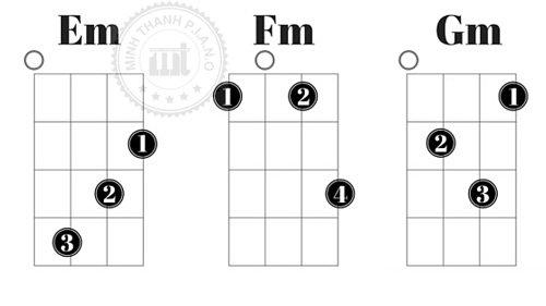 Tổng hợp những hợp âm và cách bấm hợp âm ukulele