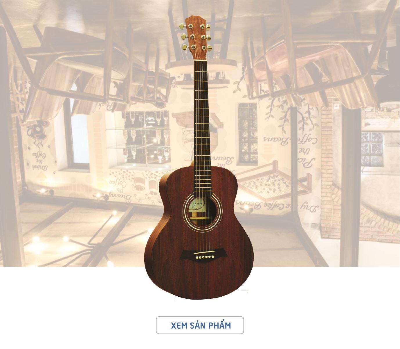 Việt Guitar Top 3 Cây Đàn Guitar Mini Cỡ Nhỏ Cho Trẻ Em Và Du Lịch