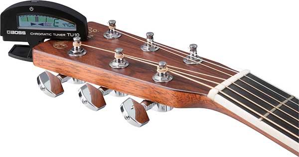 Hướng dẫn lên dây đàn guitar 2