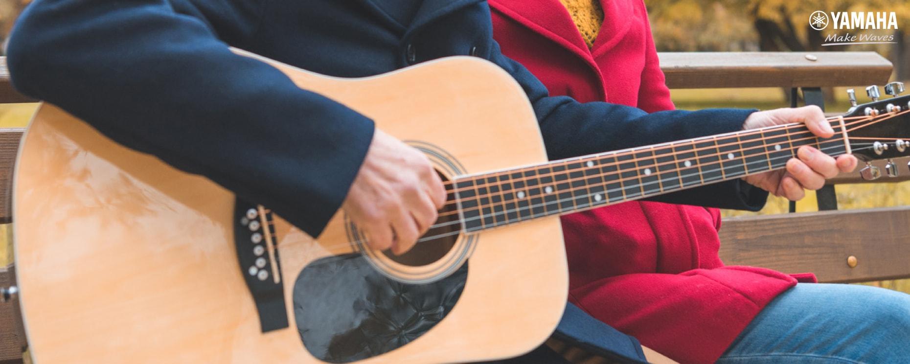 Học guitar mất bao lâu để đánh được kiểu yêu thích? | Yamaha