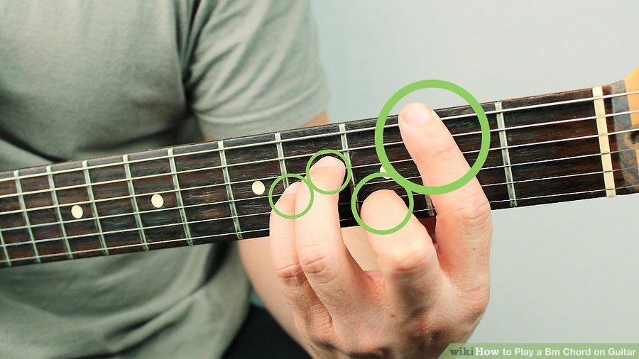 Hướng dẫn ba cách bấm hợp âm Si thứ với Guitar