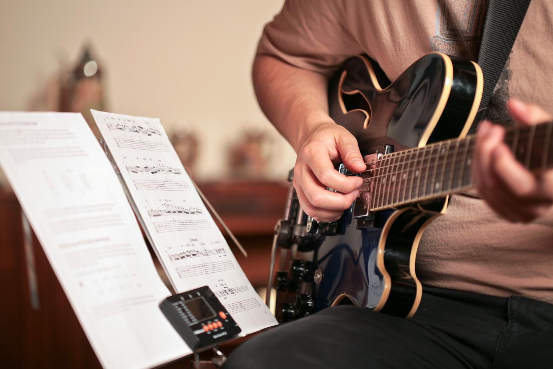 Những điều cần biết, Kinh nghiệm khi tự học đàn Guitar