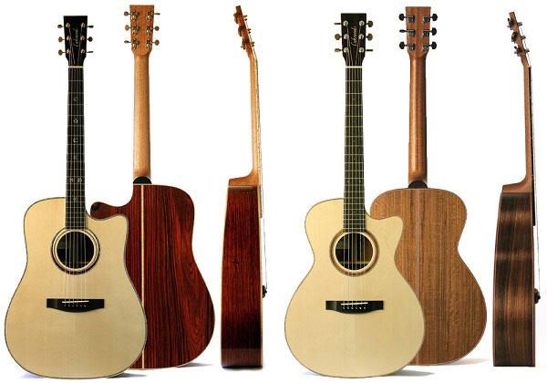 Cách chọn đàn guitar classic