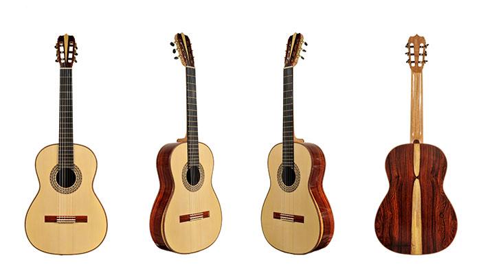 Kích thước đàn Guitar