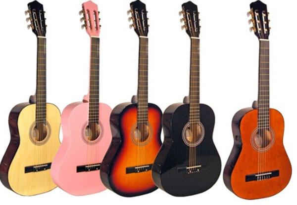 Nên học nhạc cụ gì dễ chơi?
