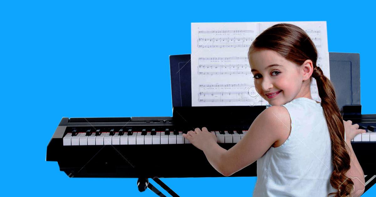 Hướng dẫn dạy đàn organ cho trẻ mầm non