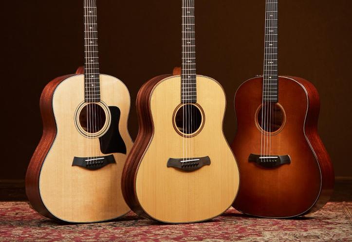 Các loại đàn guitar phổ biến - Acoustic Guitar