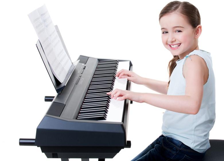Độ tuổi để trẻ học đàn Organ và Piano?