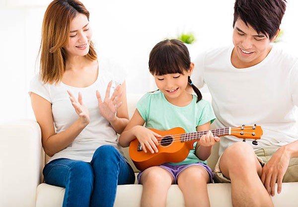 Top 5 trung tâm dạy đàn ukulele tại TPHCM