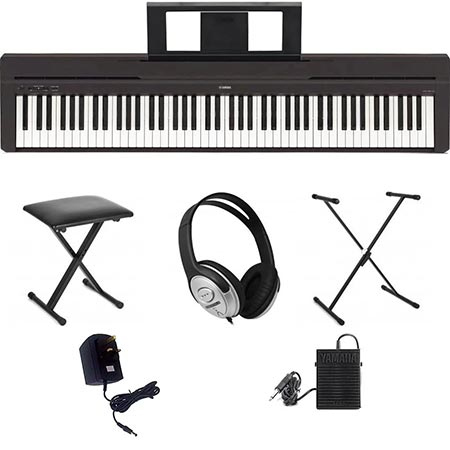 Hướng dẫn mua đàn piano điện cho người mới bắt đầu (Phần 2)