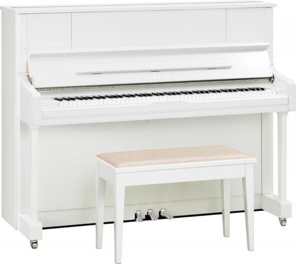 ĐÀN PIANO MÀU TRẮNG CHO PHÁI NỮ