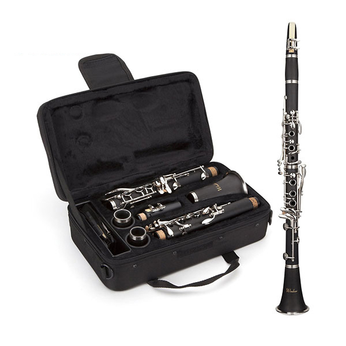 Kèn Clarinet Yamaha YCL-255   NHẠC CỤ ACE   Tiki