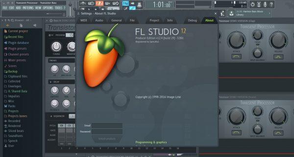 FL Studio 12 - Phần mềm thu âm, chỉnh sửa âm thanh cực hay