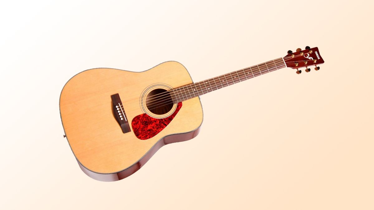 Start playing today with $50 off a Yamaha F335 acoustic guitar and 20% off  accessories at Guitar Center | Guitar World