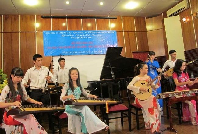 Nhạc viện TP HCM là Top 10 địa chỉ học thổi sáo ở TP. Hồ Chí Minh