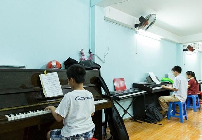 Trung tâm âm nhạc Phaolo là Top 10 địa chỉ học thổi sáo ở TP. Hồ Chí Minh