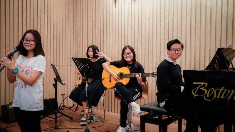 Top 6 trung tâm dậy đàn guitar chuyên nghiệp và uy tín ở TPHCM - Toplist.vn