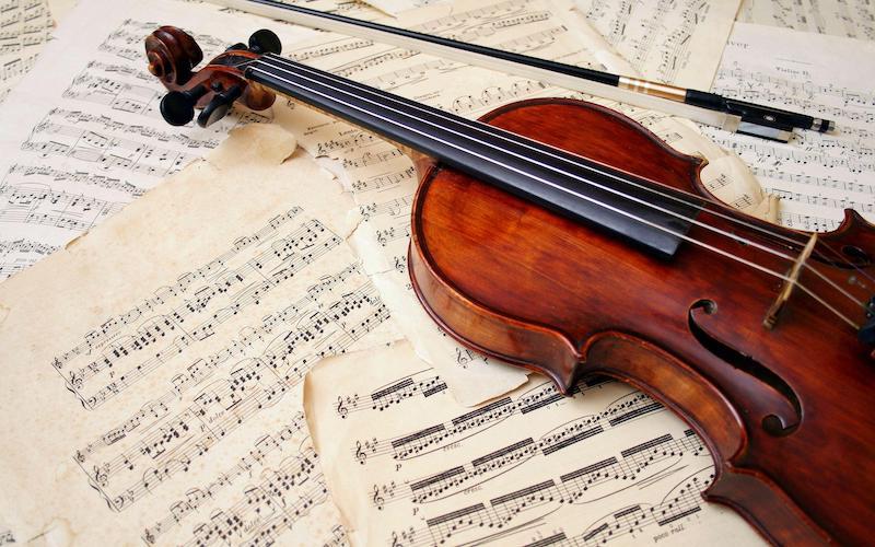 Hướng dẫn học đàn Violin căn bản