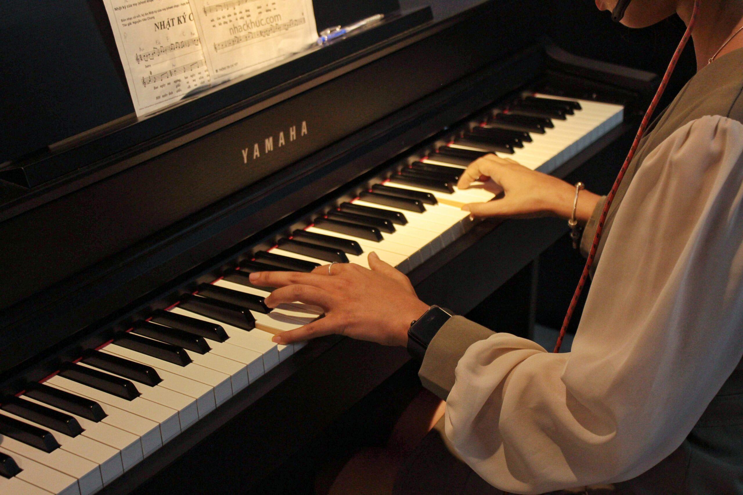 Trang chủ - Trung tâm dạy đàn Piano - 3 cơ sở uy tín tại Hà Nội