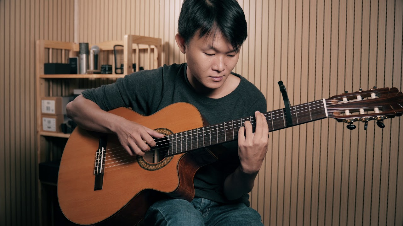 Một Thời Đã Xa - Phương Thanh (Guitar Solo) - YouTube