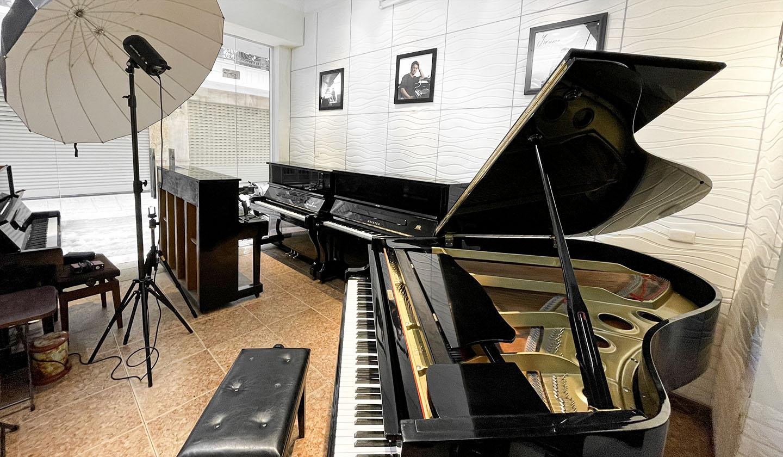 Nhà nhập khẩu đàn Piano Nhật