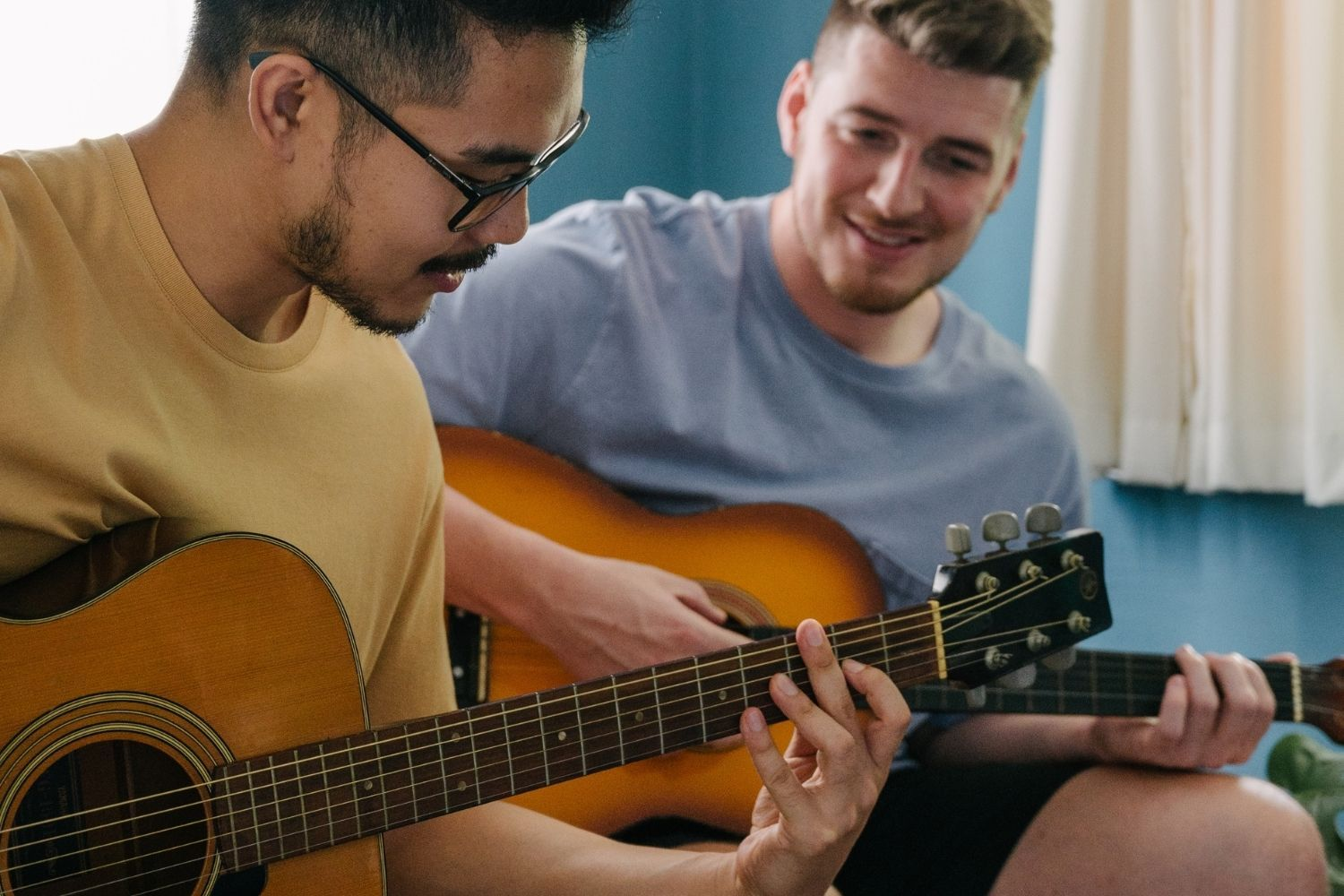 Guitar For Beginners: Learn How To Play Your First Song | Skill Success