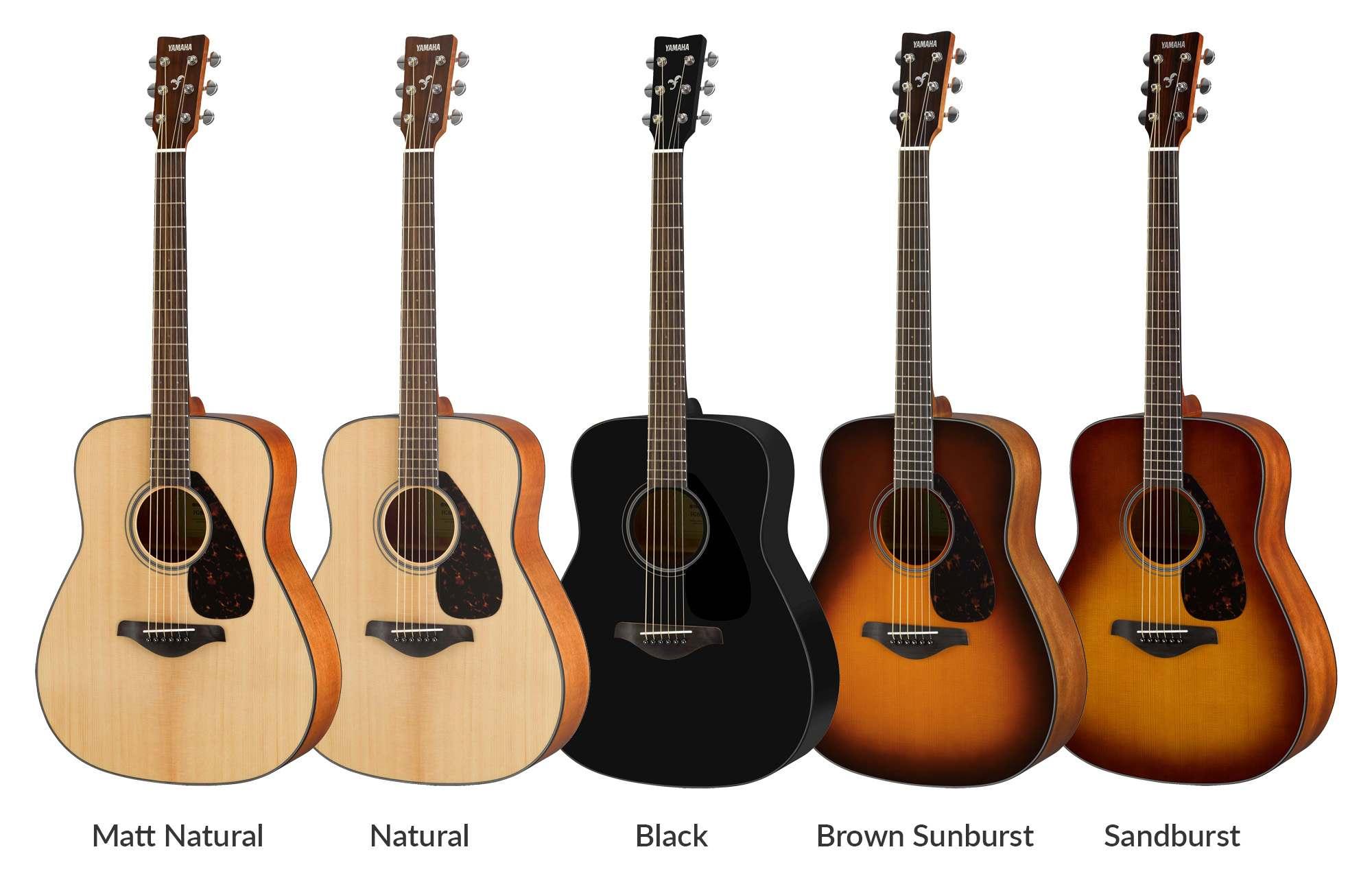 Kinh nghiệm chọn mua đàn guitar Yamaha bạn cần biết