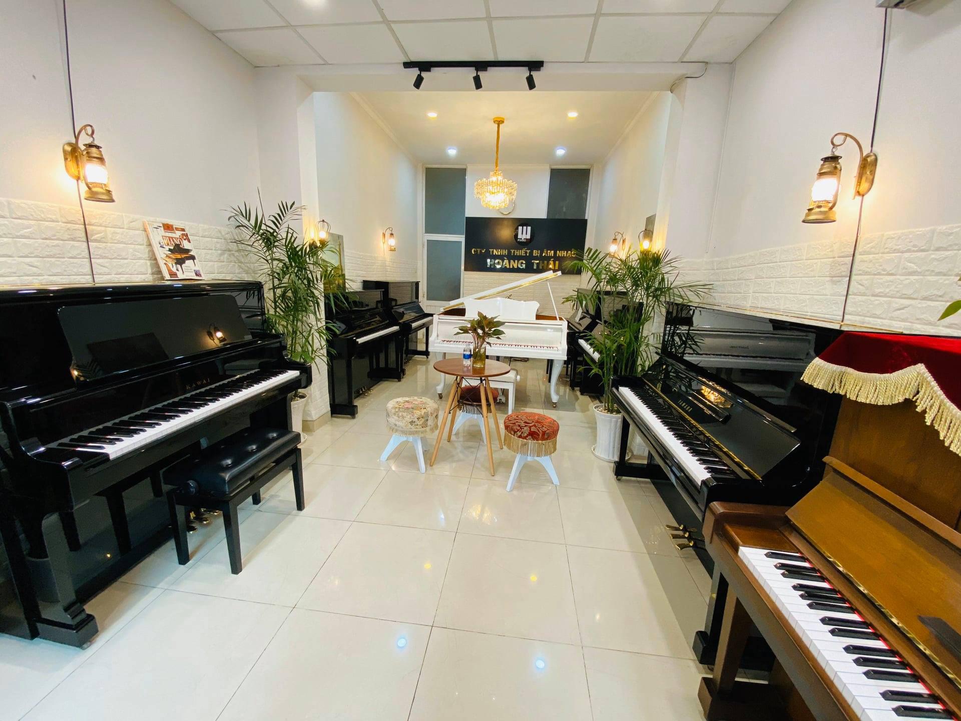 TOP 10 thương hiệu cung cấp đàn Piano uy tín tại Tp.HCM   ECCI