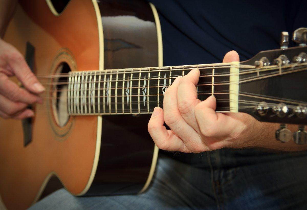 Hướng dẫn cách học đàn guitar classic cơ bản