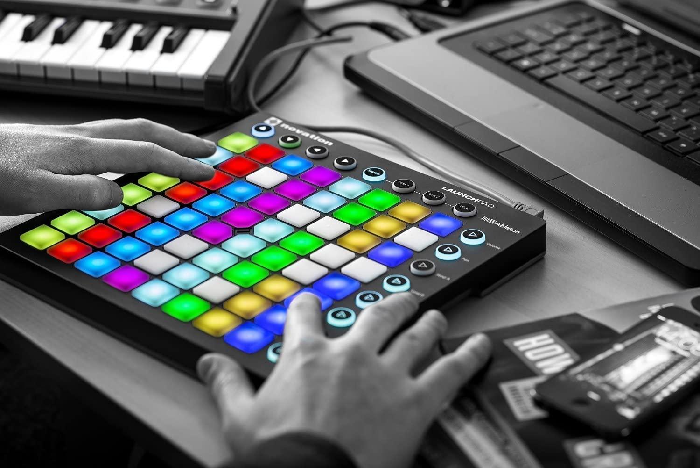 Launchpad mini giá rẻ có sẵn tại TP.HCM - Hoàng Phúc Music